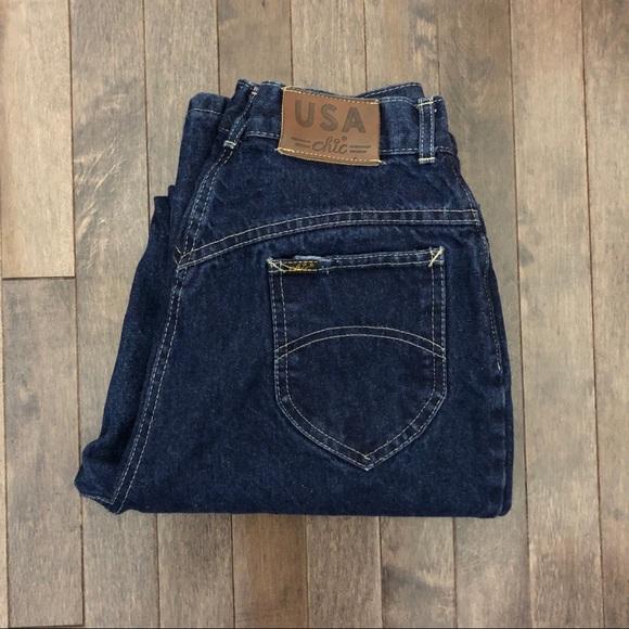 Lee Denim - Vintage Lee Chic Jeans!!!